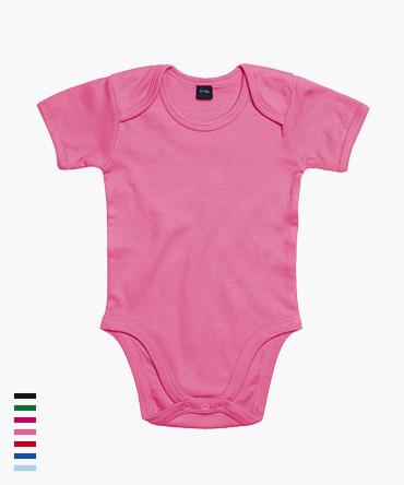 Body niemowlęce ORGANIC - kolorowe (BZ 200)
