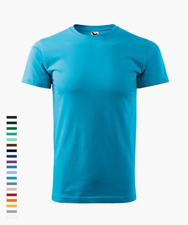 Koszulka męska BASIC - kolorowa (Malfini 160)